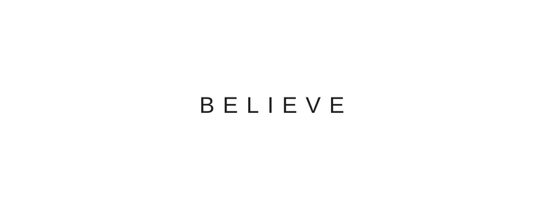 BELIEVE TEAM
